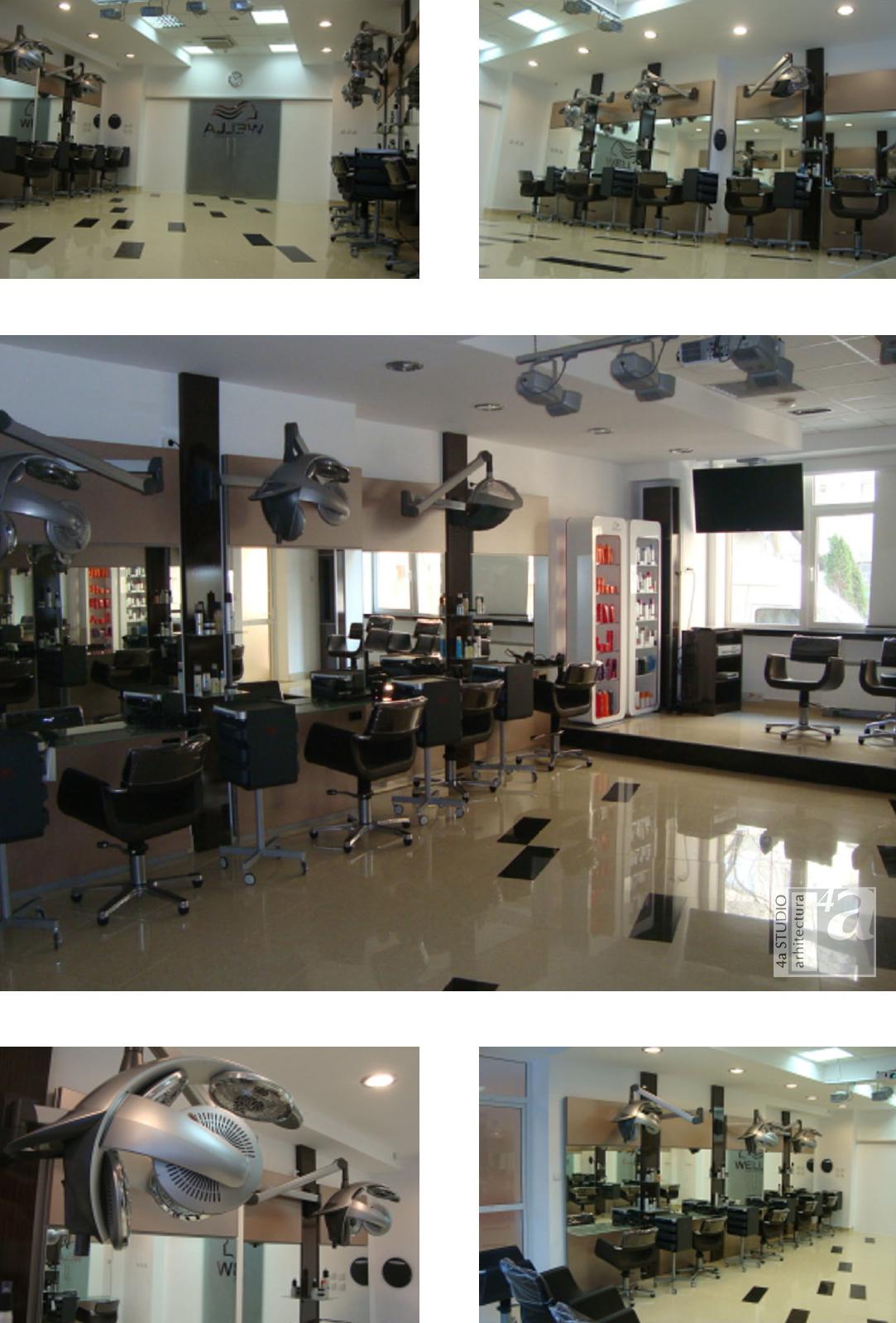 Amenajare Studio WELLA - Bucuresti  - Poza 6