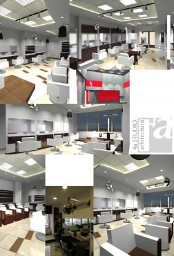 Lucrari, proiecte Amenajare Studio WELLA - Bucuresti  - Poza 8