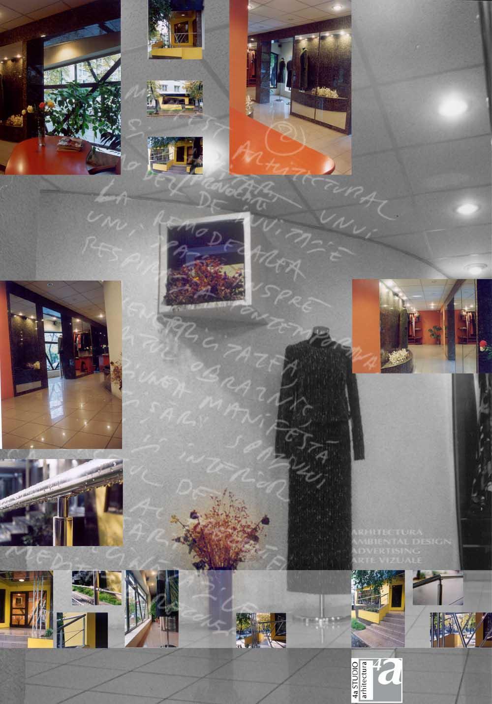 Amenajare casa de moda PACRIS - Baia Mare  - Poza 1