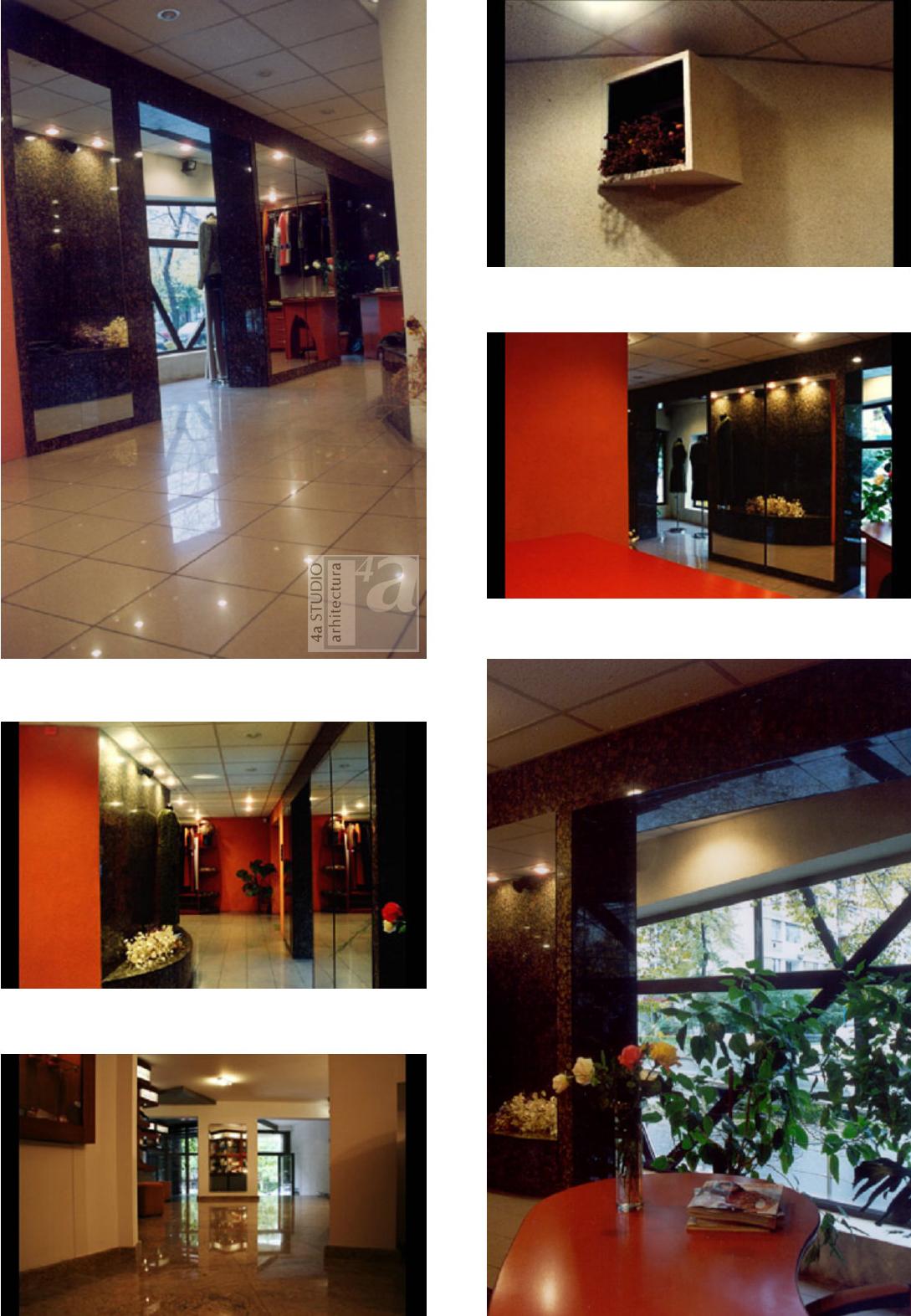 Amenajare casa de moda PACRIS - Baia Mare  - Poza 3