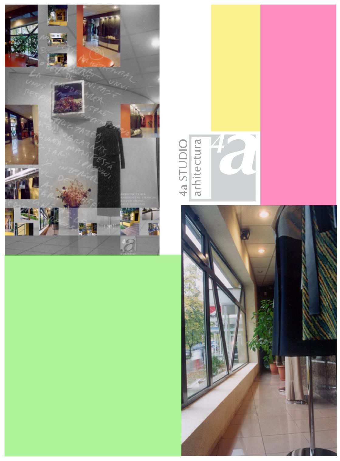 Amenajare casa de moda PACRIS - Baia Mare  - Poza 5