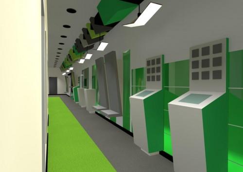 Lucrari, proiecte Amenajare SCHNEIDER ELECTRIC  - Poza 3