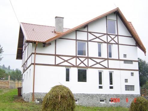 Lucrari de referinta Casa de vacanta - Moeciu de Jos  - Poza 18