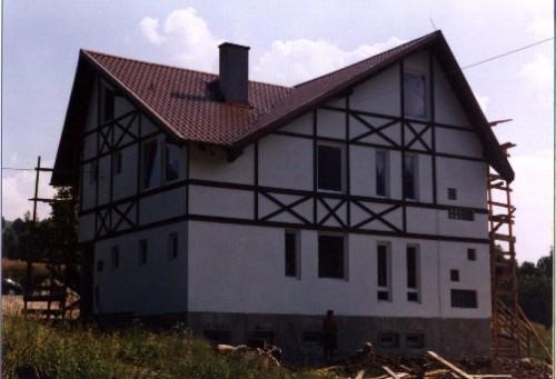 Lucrari de referinta Casa de vacanta - Moeciu de Jos  - Poza 19