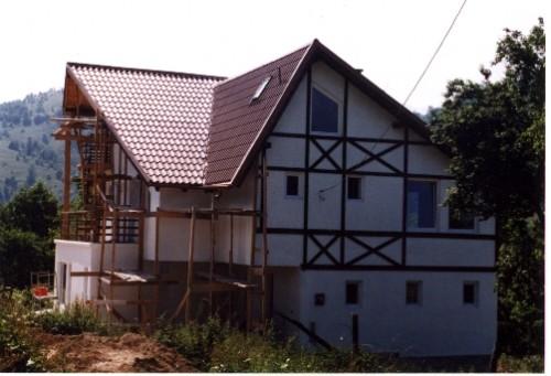 Lucrari, proiecte Casa de vacanta - Moeciu de Jos  - Poza 21