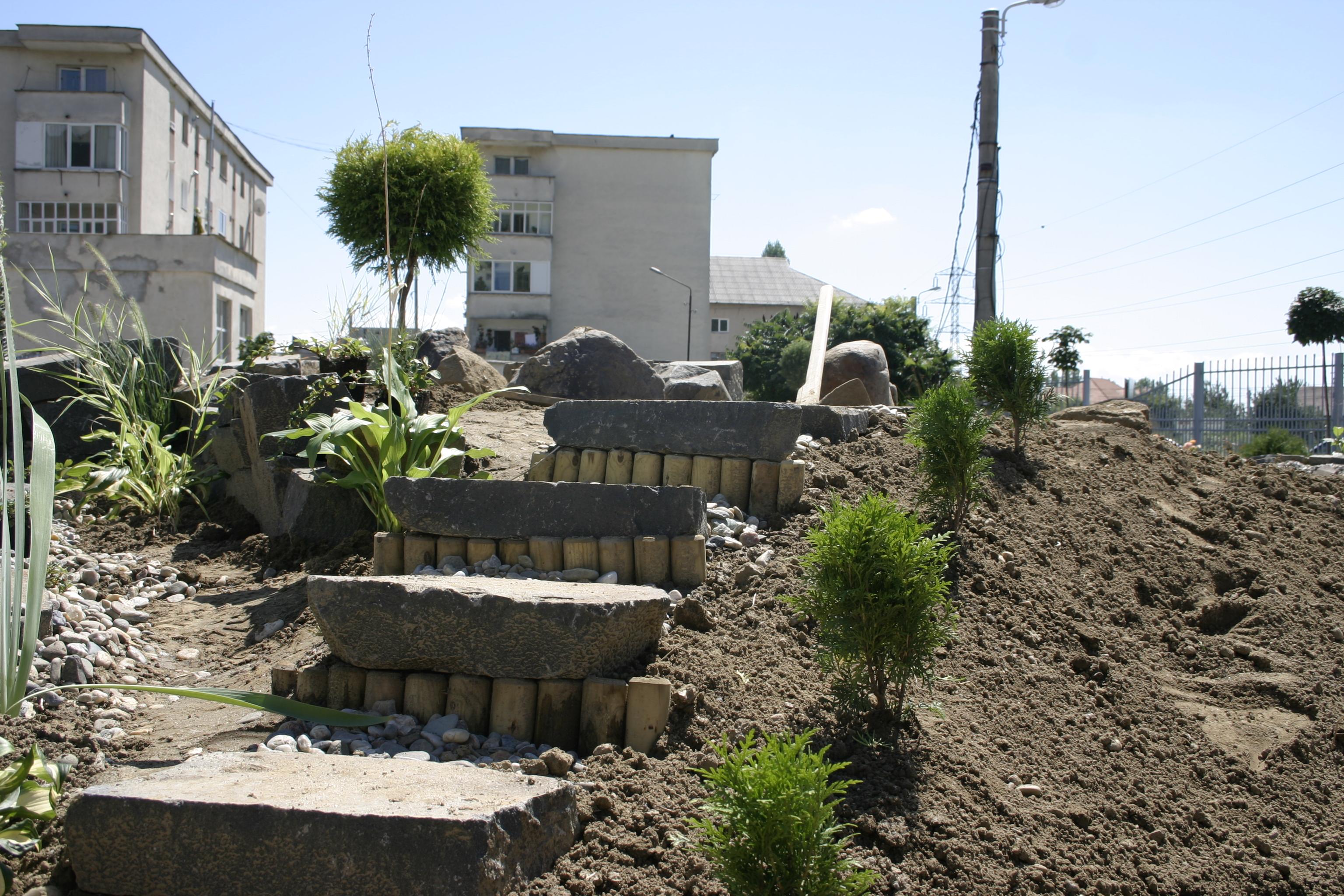 Amenajare gradina C - Baia Mare  - Poza 4