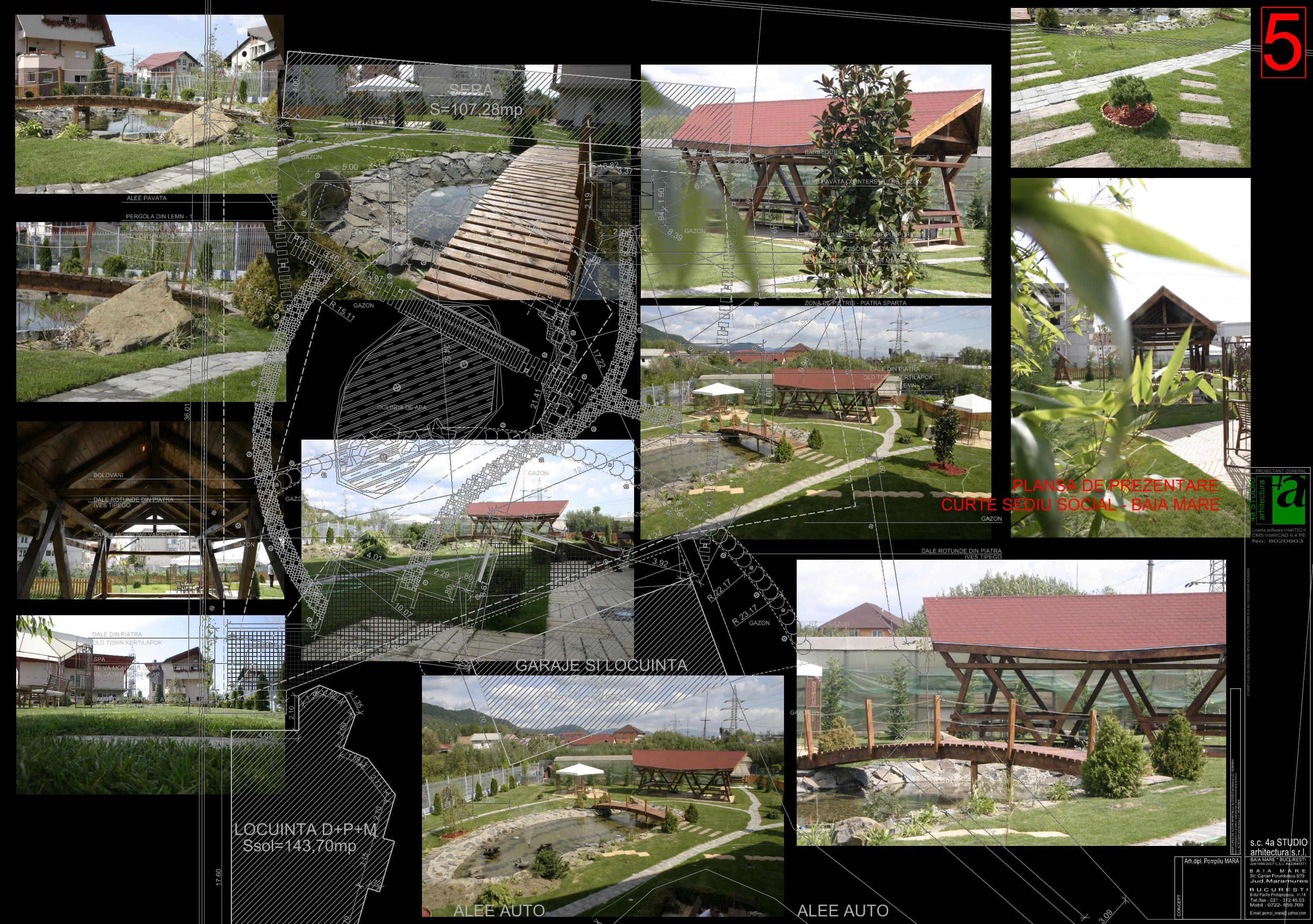 Amenajare gradina C - Baia Mare  - Poza 26