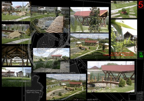 Lucrari, proiecte Amenajare gradina C - Baia Mare  - Poza 26