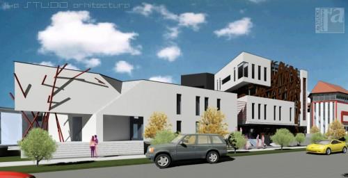 Lucrari, proiecte Extindere Clinica DENTART- Baia Mare  - Poza 3
