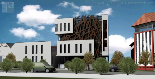 Lucrari, proiecte Extindere Clinica DENTART- Baia Mare  - Poza 5