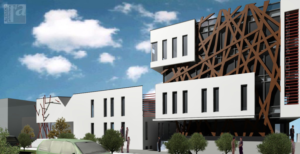 Extindere Clinica DENTART- Baia Mare  - Poza 7