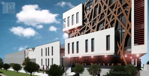 Lucrari, proiecte Extindere Clinica DENTART- Baia Mare  - Poza 8
