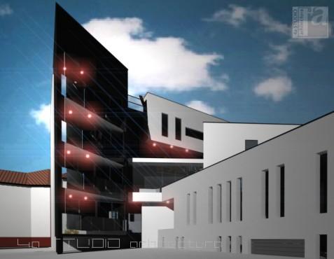 Lucrari, proiecte Extindere Clinica DENTART- Baia Mare  - Poza 10