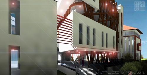 Lucrari, proiecte Extindere Clinica DENTART- Baia Mare  - Poza 11