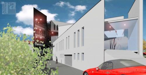 Lucrari, proiecte Extindere Clinica DENTART- Baia Mare  - Poza 12