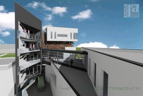 Lucrari, proiecte Extindere Clinica DENTART- Baia Mare  - Poza 15