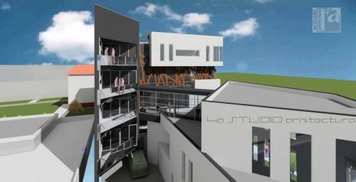 Lucrari, proiecte Extindere Clinica DENTART- Baia Mare  - Poza 16