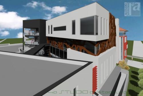 Lucrari, proiecte Extindere Clinica DENTART- Baia Mare  - Poza 17