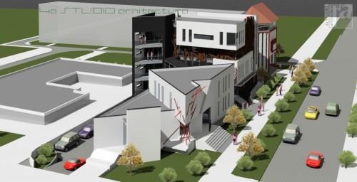 Lucrari, proiecte Extindere Clinica DENTART- Baia Mare  - Poza 21