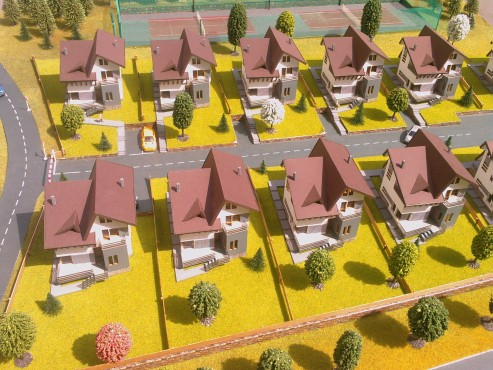 Lucrari, proiecte Ansamblu case de vacanta - Cheia  - Poza 3