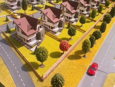 Lucrari, proiecte Ansamblu case de vacanta - Cheia  - Poza 4