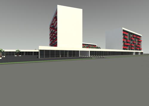 Lucrari, proiecte Ansamblu locuinte colective - Drumul Taberii, Bucuresti  - Poza 1