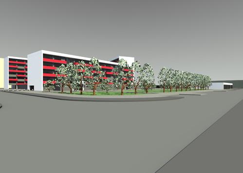 Lucrari, proiecte Ansamblu locuinte colective - Drumul Taberii, Bucuresti  - Poza 2