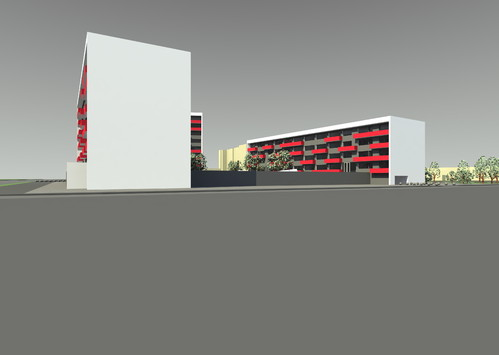 Lucrari, proiecte Ansamblu locuinte colective - Drumul Taberii, Bucuresti  - Poza 3