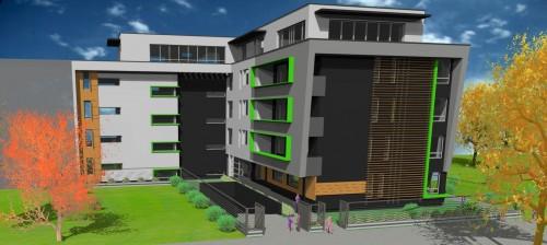 Lucrari, proiecte Bloc de locuinte - Bucuresti  - Poza 1