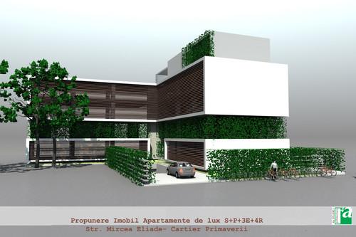Lucrari, proiecte Bloc de locuinte - Primaverii, Bucuresti  - Poza 1