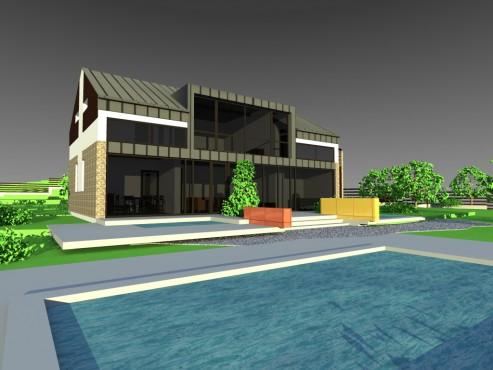 Lucrari, proiecte Casa An - Baia Mare  - Poza 1