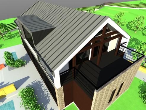 Lucrari, proiecte Casa An - Baia Mare  - Poza 6