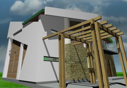 Lucrari, proiecte Casa de vacanta - Borlesti  - Poza 7