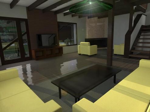 Lucrari, proiecte Casa de vacanta - Maramures  - Poza 8
