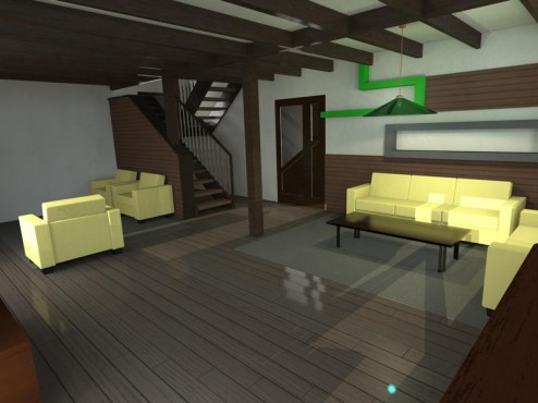 Lucrari, proiecte Casa de vacanta - Maramures  - Poza 10