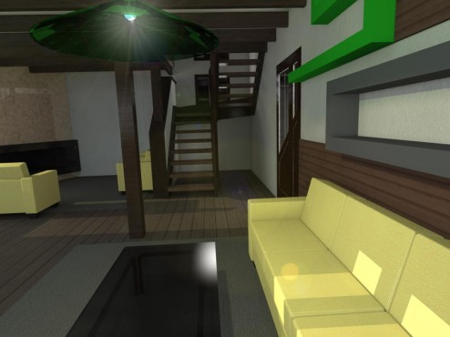 Lucrari, proiecte Casa de vacanta - Maramures  - Poza 11