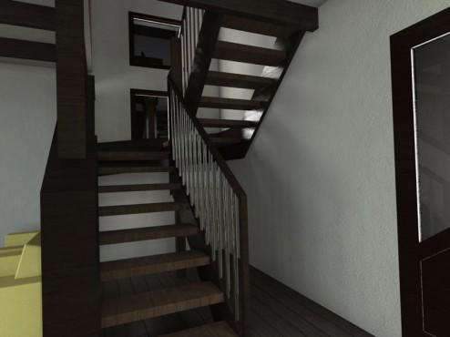 Lucrari, proiecte Casa de vacanta - Maramures  - Poza 13