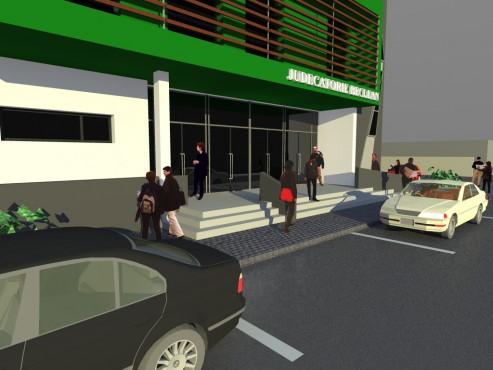 Lucrari, proiecte Judecatorie - Beclean  - Poza 3