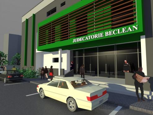 Lucrari, proiecte Judecatorie - Beclean  - Poza 6