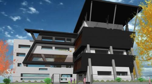 Lucrari, proiecte Locuinte colective - Bucuresti  - Poza 1