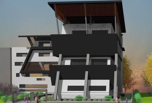 Lucrari, proiecte Locuinte colective - Bucuresti  - Poza 3