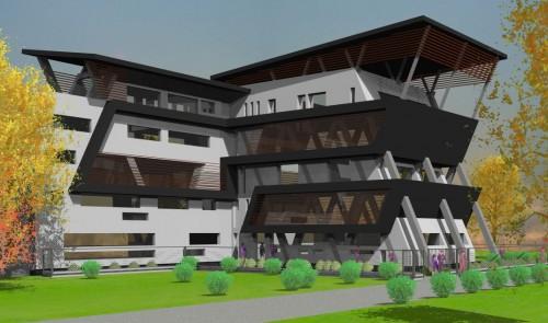Lucrari, proiecte Locuinte colective - Bucuresti  - Poza 5