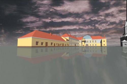 Lucrari, proiecte Restaurare Hotel Sanmartin - Bihor  - Poza 2