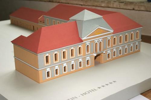 Lucrari, proiecte Restaurare Hotel Sanmartin - Bihor  - Poza 4