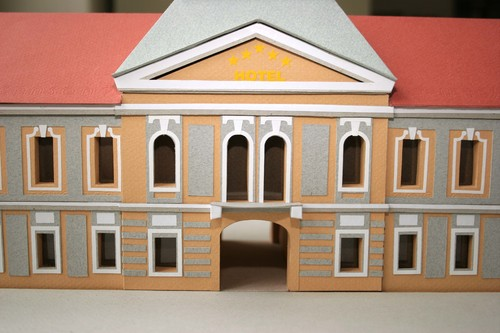 Lucrari, proiecte Restaurare Hotel Sanmartin - Bihor  - Poza 11