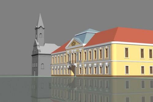 Lucrari, proiecte Restaurare Hotel Sanmartin - Bihor  - Poza 14