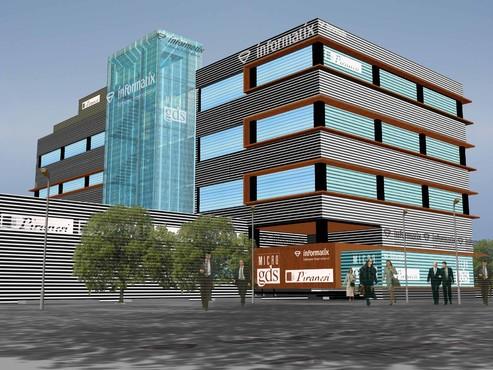 Lucrari, proiecte Sediu Metropola - Pipera  - Poza 3