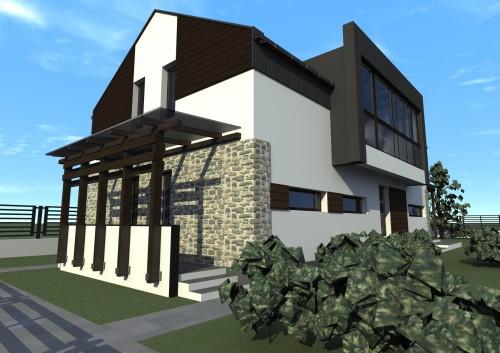 Lucrari, proiecte Casa Ciorogarla  - Poza 10