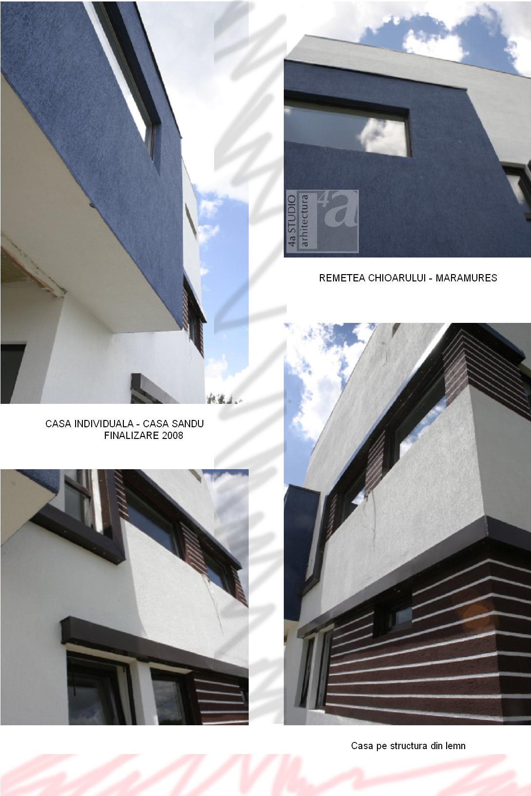Casa individuala Sandu  - Poza 1