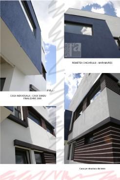 Lucrari de referinta Casa individuala Sandu  - Poza 1